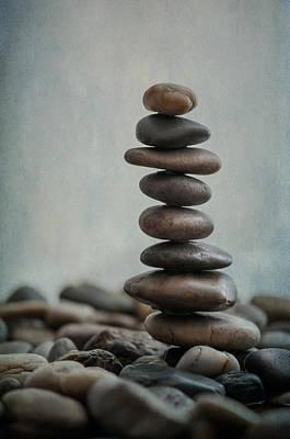 Balance Poster by Maggie Terlecki