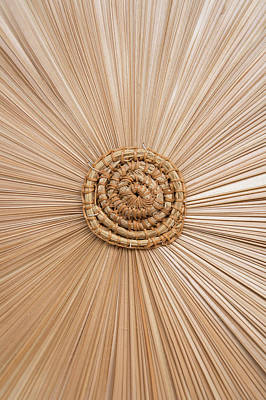 Bamboo Hat, Hanoi, Vietnam Poster by Keren Su