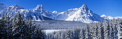 Banff National Park Alberta Canada Poster by Panoramic Images