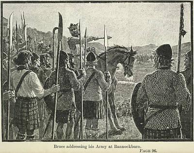 Bannockburn Poster by British Library