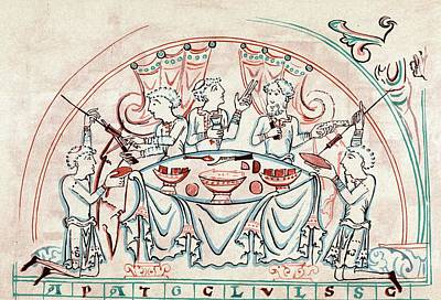 Banquet Poster by Universal History Archive/uig