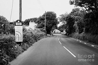 Barre Garroo On The Isle Of Man Tt Course Iom Poster by Joe Fox