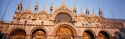 Basilica Di San Marco Venice Italy Poster by Panoramic Images