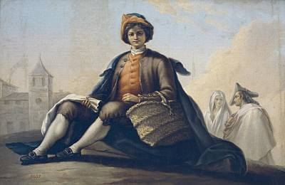 Bayeu Y Subias, Ram�n 1746-1793. The Poster by Everett