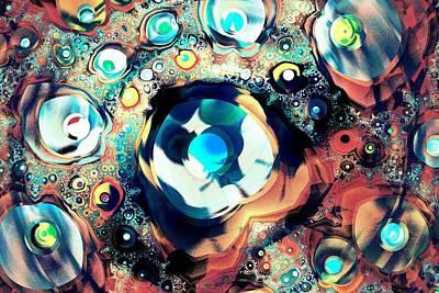 Beads Poster by Anastasiya Malakhova