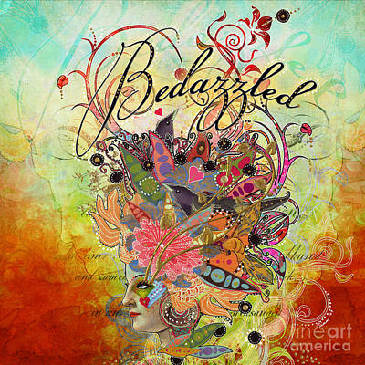 Bedazzled Poster by Amy Stewart