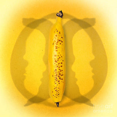 Being Bananas From Inversions In The Multiverse Poster by Jorgo Photography - Wall Art Gallery
