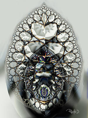 Bejeweled Poster by Jim Pavelle