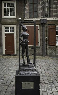 Belle Amsterdam Poster by Teresa Mucha
