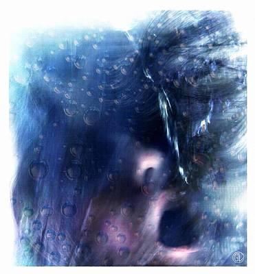 Below The Surface Poster by Gun Legler