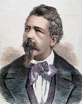 Benedetto Cairoli (pavia Poster by Prisma Archivo