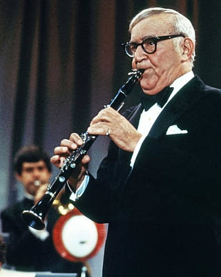 Benny Goodman Poster by Silver Screen