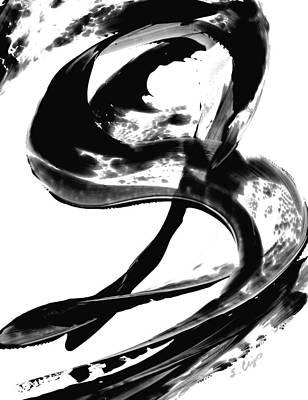 Black Magic 307 By Sharon Cummings Poster by Sharon Cummings
