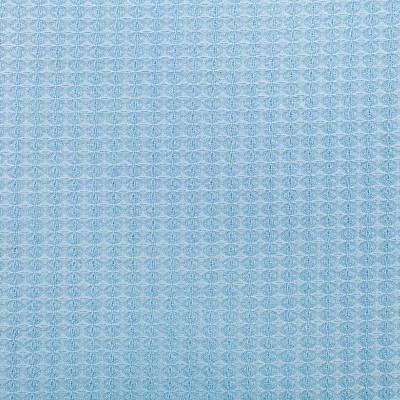 Blue Blanket Poster by Tom Gowanlock