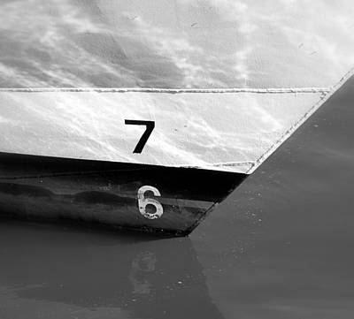 Boat 76 Poster by Valentino Visentini