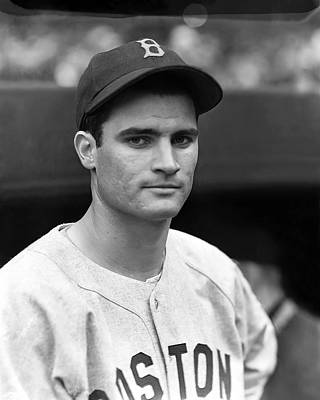 Bobby Doerr Looking Into Camera Poster by Retro Images Archive