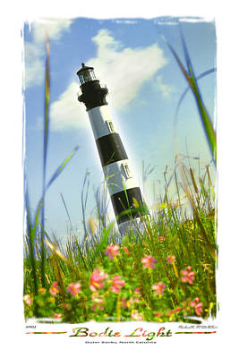 Bodie Light II Poster by Mike McGlothlen