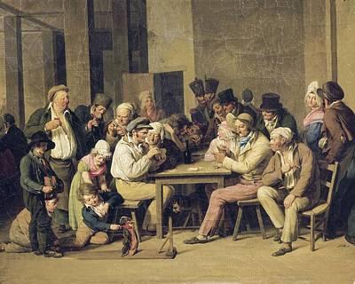 Boilly, Louis Leopold 1761-1845. Inn Poster by Everett