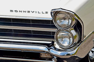 Bonneville Poster by Frozen in Time Fine Art Photography