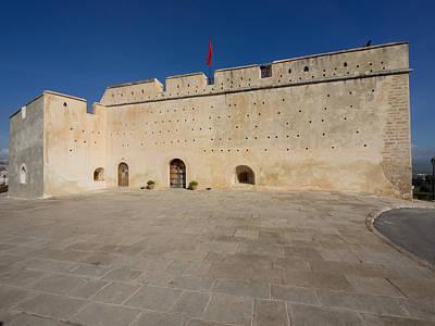 Borj Sud Built By Ahmad Al-mansur, Fes Poster by Panoramic Images