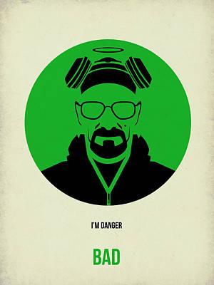 Breaking Bad Poster 2 Poster by Naxart Studio