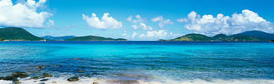 British Virgin Islands, St. John, Sir Poster by Panoramic Images