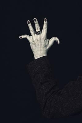Broken Fingers Poster by Joana Kruse