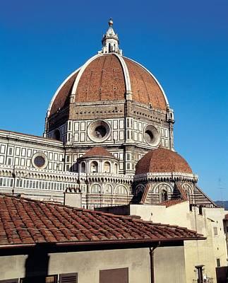 Brunelleschi Filippo, Dome Poster by Everett