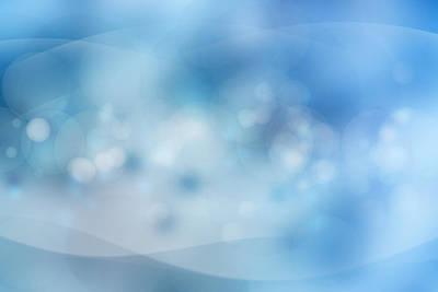 Bubbles Poster by Les Cunliffe
