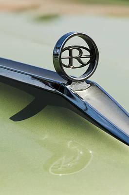 Buick Riviera Hood Ornament Poster by Jill Reger
