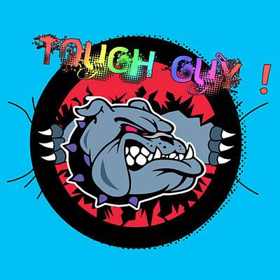 Bulldog 6 Poster by Mark Ashkenazi