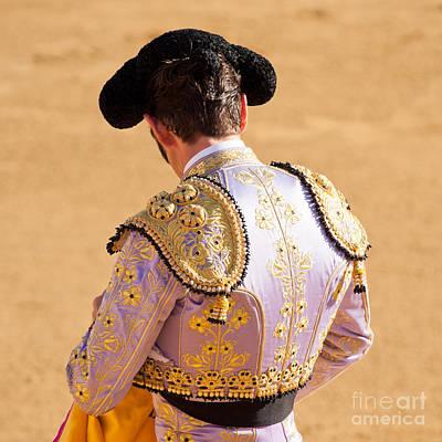 Bullfighter Juan Jose Padilla Poster by Jan Mika