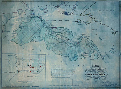 Campobello Island 1830 Poster by Andrew Fare