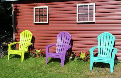 Canada, Peggy's Cove, Nova Scotia, Barn Poster by Bill Bachmann