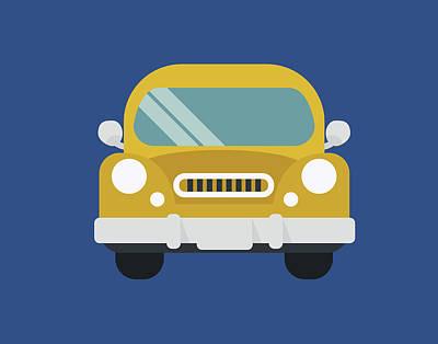 Car I Poster by Tamara Robinson