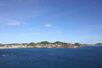 Caribbean Cruise - St Kitts - 121288 Poster by DC Photographer