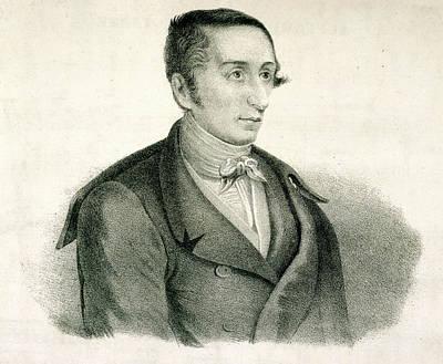 Carl Maria Von Weber Poster by British Library