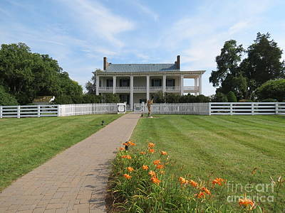 Carnton Plantation Poster by Aimee Mouw