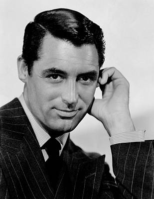 Cary Grant Poster by Celestial Images