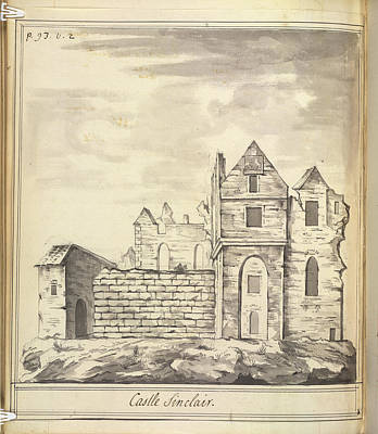Castle Sinclair Poster by British Library