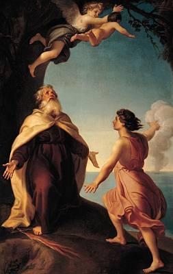 Cavallucci Antonio, Elijah Poster by Everett