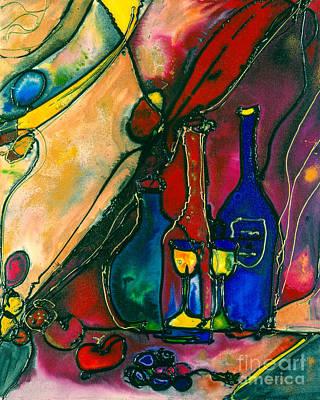 Celebration Poster by Twyla Gettert