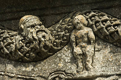 Cenotaph, Glanum, France Poster by John Shaw