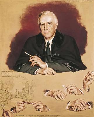 Chandor, Douglas 1897-1953. Study Poster by Everett