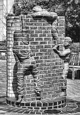 Charlotte Brick Kids By Diana Sainz  Poster by Diana Sainz