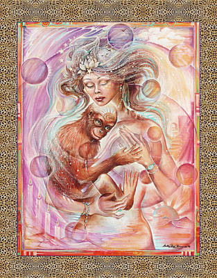 Chiron Poster by Blaze Warrender
