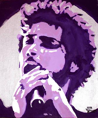 Chris Cornell Poster by John Hooser