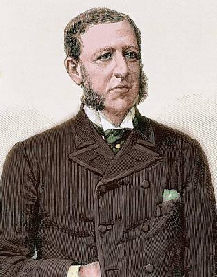 Christopher Colon De La Cerda (madrid Poster by Prisma Archivo