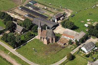 Church, Persingen Poster by Bram van de Biezen