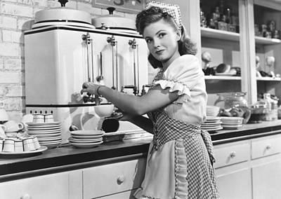 Cinderella Jones, Joan Leslie, 1946 Poster by Everett